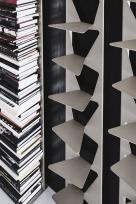 Trap Steel Bookcase