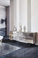Focus Crystalart Sideboard by Cattelan Italia