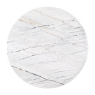 Lexi Round Coffee Table - Marble Top