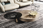 Arena Bond Coffee Table by Cattelan Italia