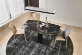 Linus Drive Kermik Extending Dining Table - Made in Italy