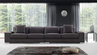 Lupo Modern 5 Seater Sofa