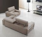 Savoy Sofa Set - Back View