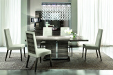 Monaco Leather Dining Chairs