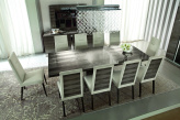 Monaco Extending Dining Table - Large Dining Table