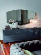 Stripes Mirror - Cattelan Italia