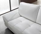 Madison Italian Leather Sofa