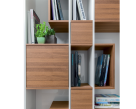 Abaco Wooden Bookcase