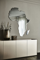 Africa Wall Mirror