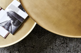 Amerigo Coffee Table - Titanium Top
