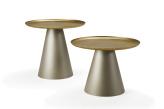Amerigo Titanium Coffee Table