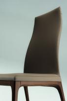 Arcadia High Back Italian Dining Chair