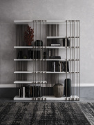 Arsenal Bookcase - Please call us on 01908 216200 to discuss this configuration