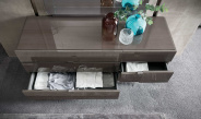 Athens 6 Drawer Chest - Open
