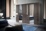Athena 6 Door Hinged Wardrobe
