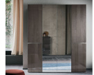 Athena Hinged Wardrobe