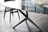 Atlantis Crystalart Dining Table - Legs