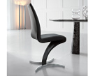 Betty Leather Dining Chair