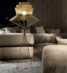 Bolero Floor Lamp - Living Room