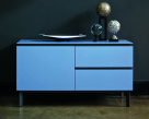 Cosmopolitan Sideboard - Left Door, 2 Drawers