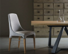 Bontempi Casa - Kelly Dining Chair - Metal Supports