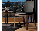 Bontempi Casa - Margot Dining Chair - Black Eco Leather