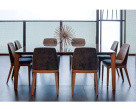 Bontempi Casa - Margot Dining Chair - Nabuk Finish