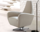 Boris Swivel Armchair