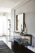 Boutique Glass Sideboard