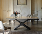 Canopy Extending Ceramic Dining Table