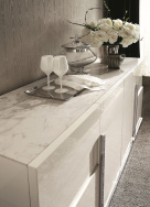 Canova High Gloss Sideboard