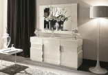 Canova White Gloss Sideboard