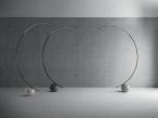 Circle Designer Floor Lamp