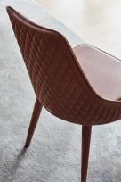 Clara Bontempi Diamond Dining Chair