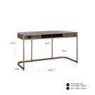 Fabian Vegan Office Desk Sizes