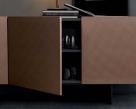 Coated Sideboard - Brushed Copper