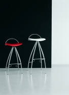 Coco Bar Stool - Leather