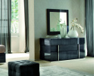 Montecarlo 3 draw chest with Mirror
