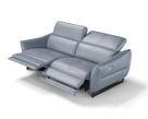 Duffy Italian Leather Sofa