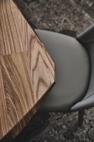 Tryon Designer  Wood Dining Table