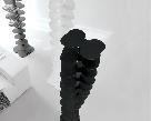 DNA Bookcase - Black