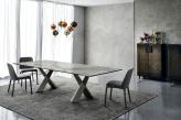 Mad Max Keramik Dining Table by Cattelan Italia