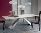 Edward Keramik Dining Table - Rectangular Top