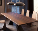 Edward Wood Dining Table - Top