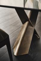 Mad Max Crystalart Dining Table Leg