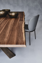 Mad Max Wood Dining Table - Version S