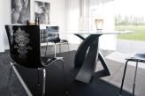 Elise Dining Table - Black Base
