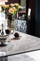 Elvis Keramik Dining Table - Ceramic Top