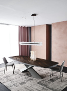 Tryon Wood Dining Table