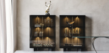 Boutique Alta Display Cabinet by Cattelan Italia